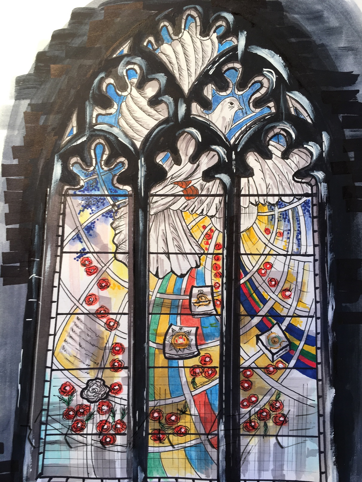 York Memorial Window