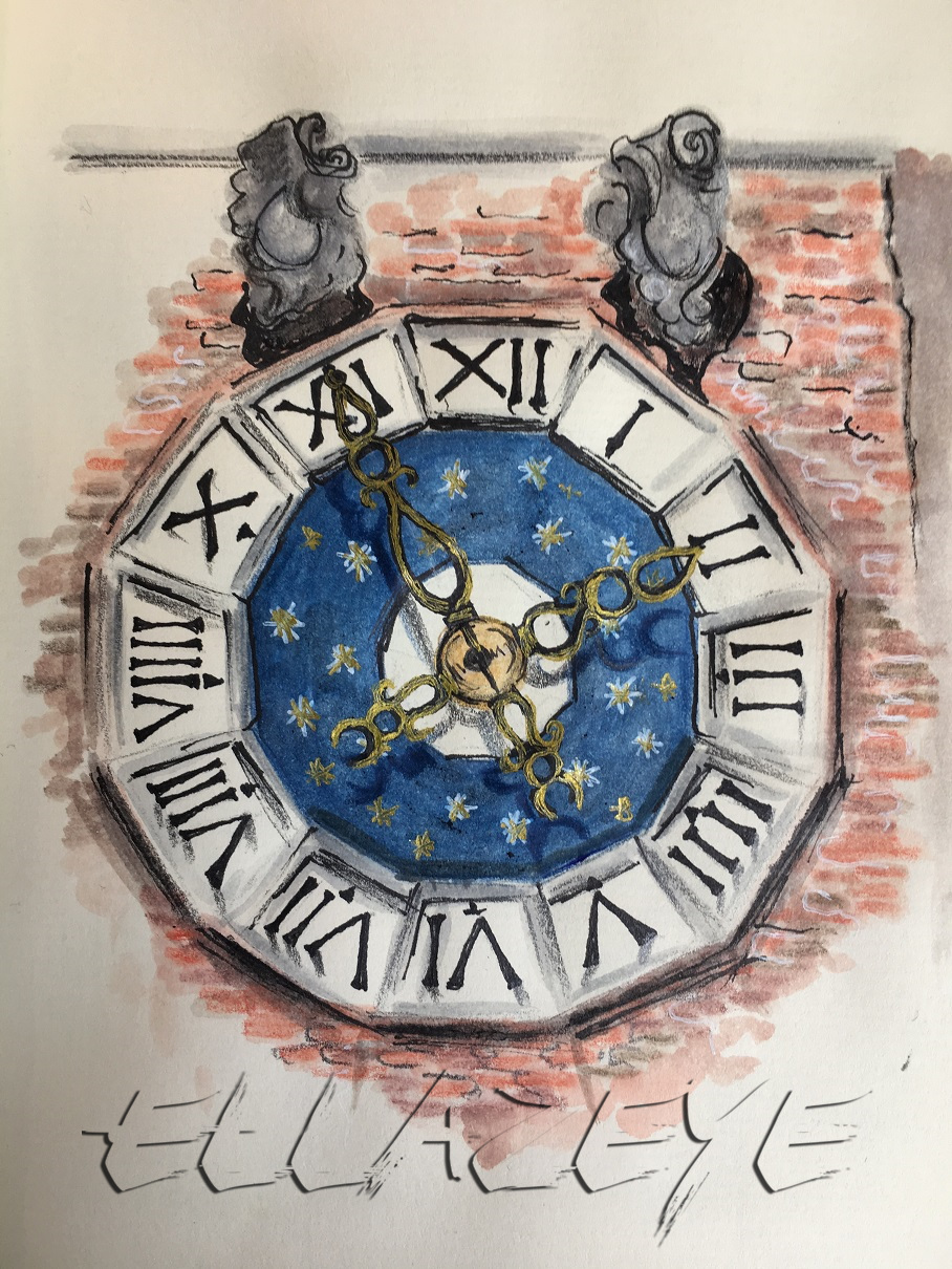 Arsenale Clock