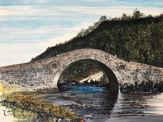 Atlantic Bridge, Argyll